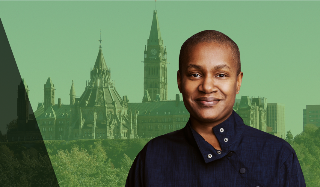 Annamie Paul, Green Party of Canada
