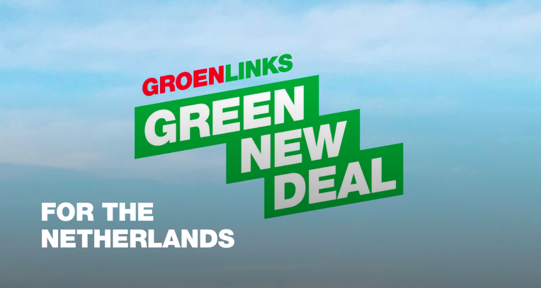 Green New Deal for the Netherlands