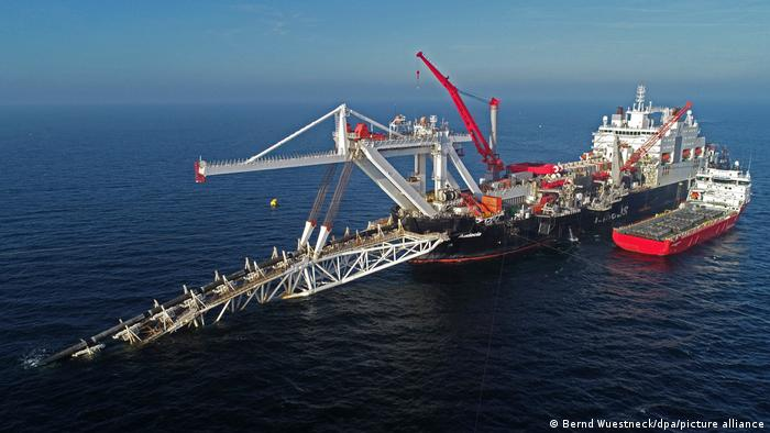 Nord Stream 2 Pipeline - Global Green News