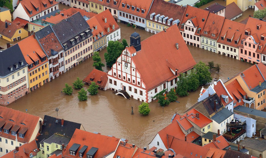 This image has an empty alt attribute; its file name is roofs_germany-1.jpeg
